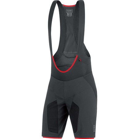 Gore Bike Wear Alp-X Pro 2in1 Shorts+ - Small Black
