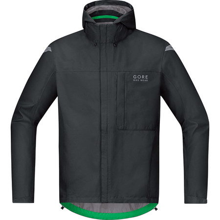 Gore Bike Wear Element Gore-Tex Paclite Jacket - Extra Large Black
