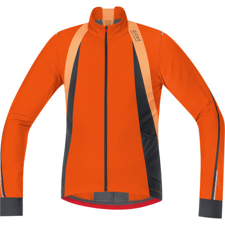 Gore Bike Wear Oxygen Thermo Long Sleeve Jersey - Extra Large