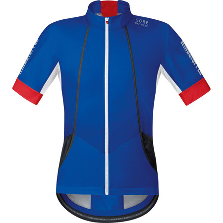 Gore Bike Wear Oxygen Windstopper Softshell Jersey SS15 - Large