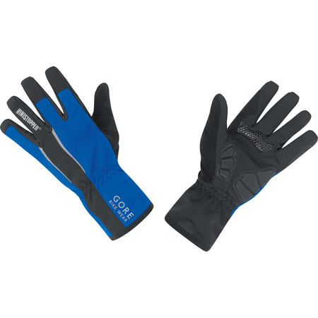 Gore Bike Wear Power Windstopper Softshell Gloves - Large