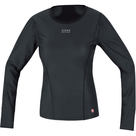 Gore Bike Wear Women's Windstopper Thermo Long Sleeve Base Layer