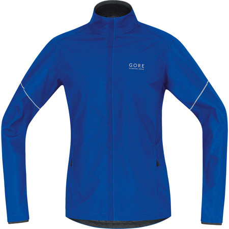 Gore Running Wear Windstopper Active Shell Partial Jacket (SS16)