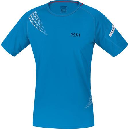 Gore Running Wear Magnitude 2.0 Shirt - SS15 - Small Splash Blue