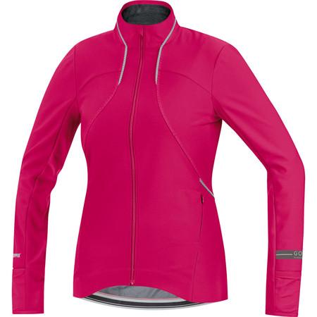 Gore Running Wear Women's Air WINDSTOPPER SO Shirt Long () - Small