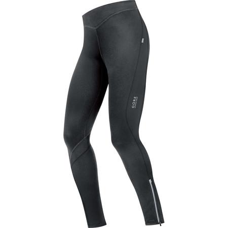 Gore Running Wear Women's Essential 2.0 Tights () - 38 (M) Black