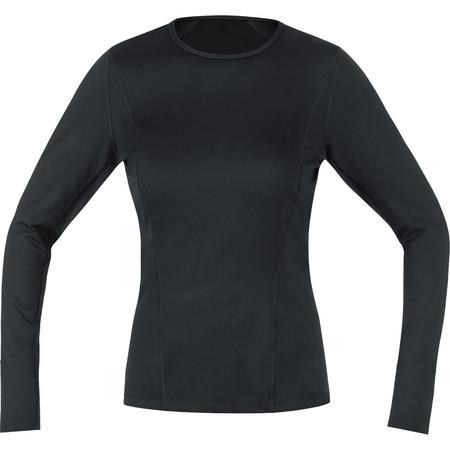 Gore Running Wear Essential Base Layer LS Shirt Women's () - Small