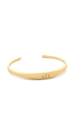 Gorjana #Wrappedup Treat Irri Cuff Bracelet - Gold
