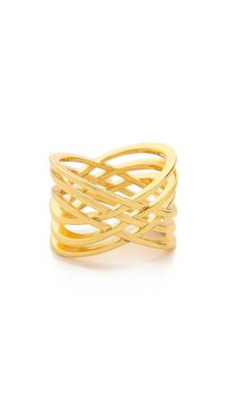 Gorjana Jillian Ring - Gold