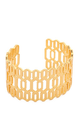 Gorjana Layla Cuff Bracelet - Gold
