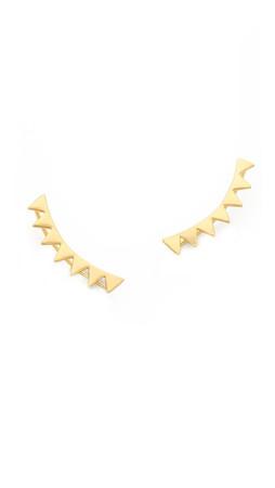 Gorjana Mika Ear Crawlers - Gold