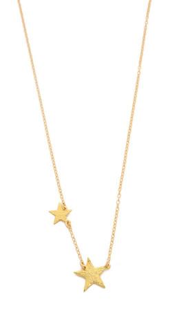 Gorjana Super Star Necklace - Gold