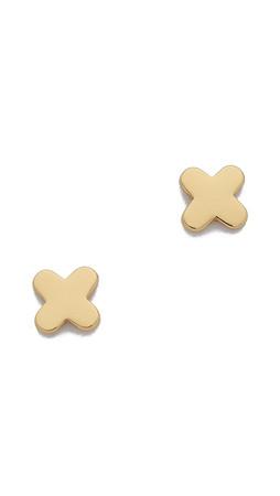 Gorjana Tory Stud Earrings - Gold
