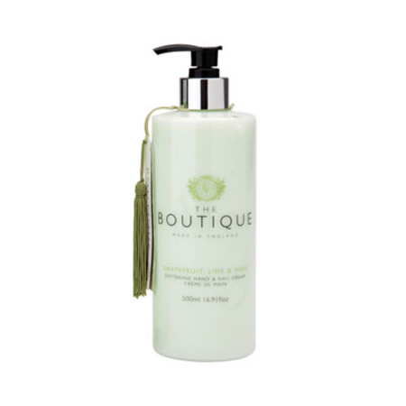 Grace Cole Boutique Grapefruit Lime & Mint Hand & Nail 500ml