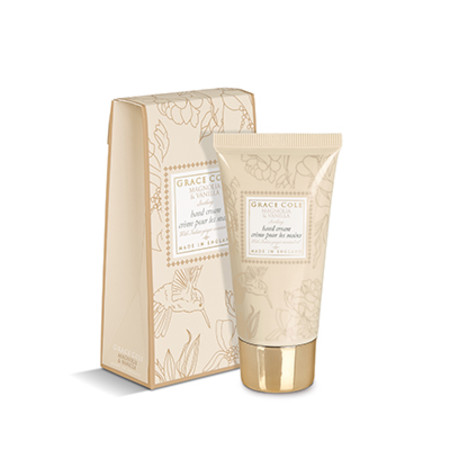 Grace Cole Floral Collection Magnolia & Vanilla Hand Cream