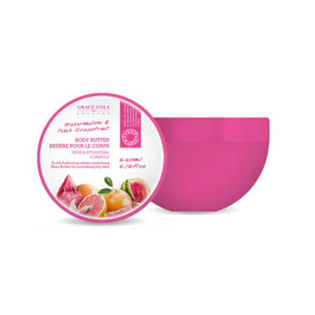 Grace Cole Fruit Works Watermelon&Pink Grapefruit BodyButter