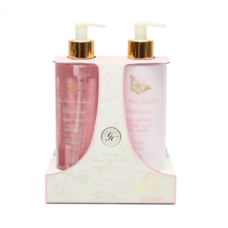 Grace Cole Lotus Flower Collection Luxury Hand Care Duo