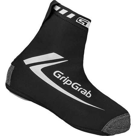 GripGrab RaceThermo Overshoes - Extra Extra Large Black | Overshoes