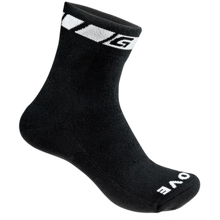 GripGrab Spring/Fall Socks - Small Black | Cycle Socks