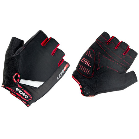 GripGrab SuperGel Short Finger Gloves - Large Black