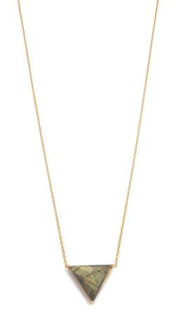 Heather Hawkins Bermuda Necklace - Gold/Multi