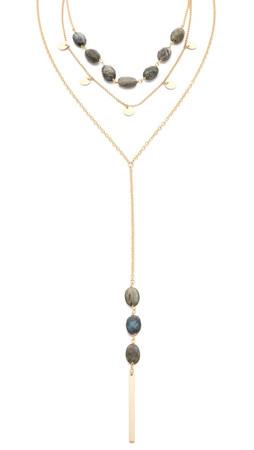 Heather Hawkins Big Dipper Necklace - Gold/Multi