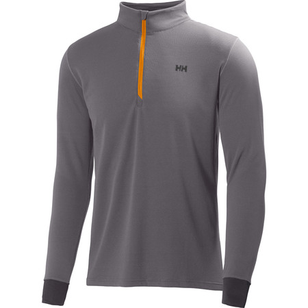 Helly Hansen Active Flow 1/2 Zip Base Layers - Extra Extra Large