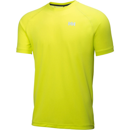 Helly Hansen Pace Cool Lifa Flow Ss - SS15 - Extra Large Wasabi