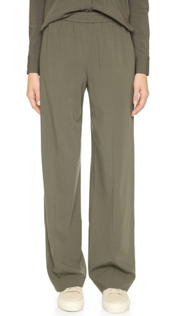 Helmut Lang Pull On Pants - Mire