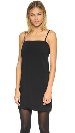 Helmut Lang Strap Dress - Black
