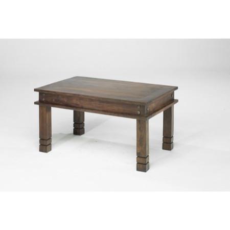 Heritage Furniture Jali Chunky Coffee Table 45 x 45