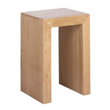 Heritage Furniture UK Laguna Oak Rectangular Side Table