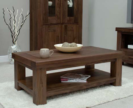 Homestyle GB Novara Walnut Coffee Table