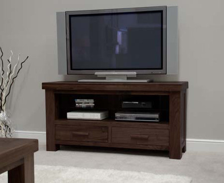 Homestyle GB Novara Walnut TV Unit
