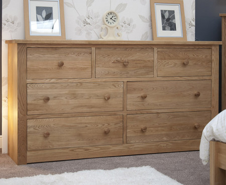Homestyle GB Reno Deep/Wide 7 Drawer Chest