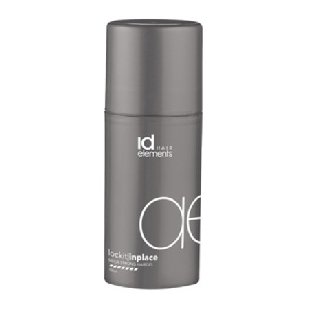 ID Hair Extreme Lockit Inplace Mega Strong Hair Gel 100ml