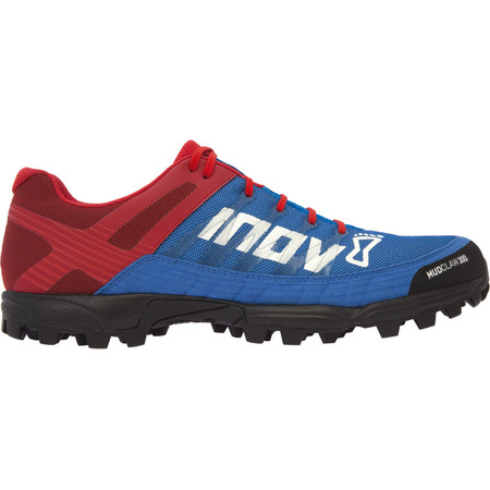Inov-8 Mudclaw 300 Shoes () - UK 6 Blue/Red