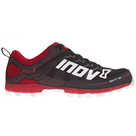 Inov-8 Roclite 295 Shoes () - UK 9 Grey/Red/Black