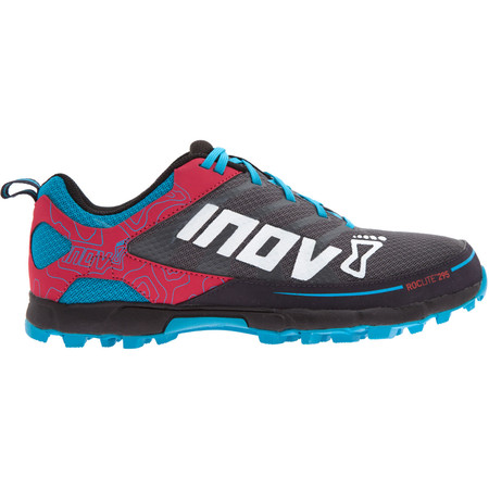 Inov-8 Women's Roclite 295 Shoes () - UK 5.5 Grey/Pink/Blue
