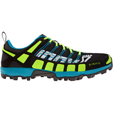 Inov-8 X-Talon 212 Shoes (SS16) - UK 4 Black/Yellow/Blue