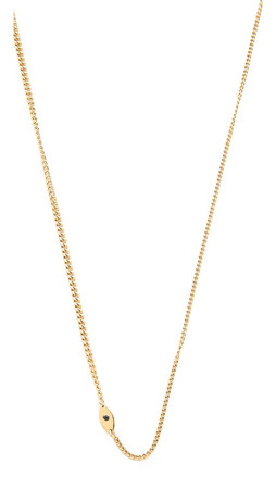 Jennifer Zeuner Jewelry Gianna Necklace - Gold