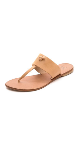 Joie A La Plage Nice Thong Sandals - Natural/Natural