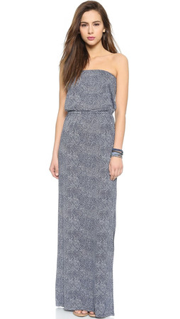 Joie Dalila Maxi Dress - Dark Navy