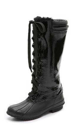 Joie Demelza Boots - Black