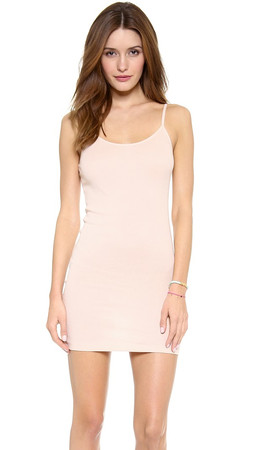 Joie Layering Slip Dress - Dusty Pink Sand