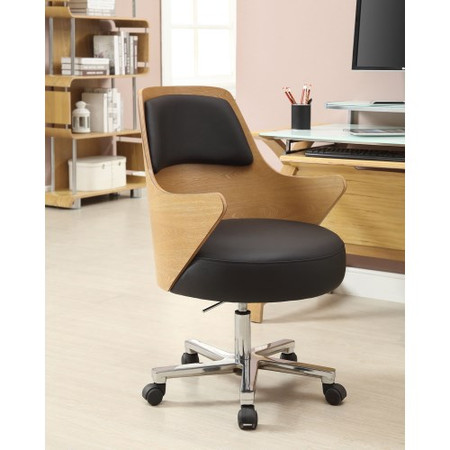 Jual Furnishings  Executive Chair in oak