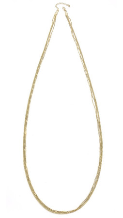 Jules Smith Micaela Necklace - Gold