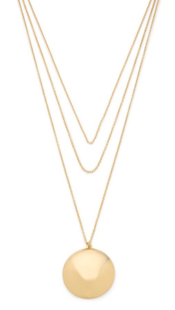 Jules Smith Valerie Necklace - Gold