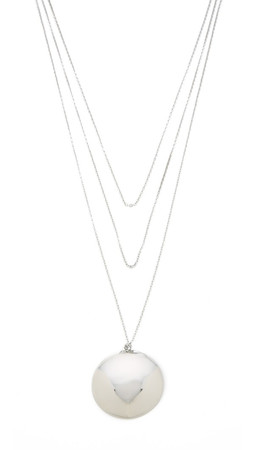 Jules Smith Valerie Necklace - Silver