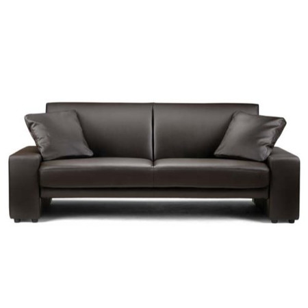 Julian Bowen Supra Futon in Brown